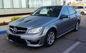 LEASING Mercedes-Benz C200 2008, 2.2 d, 136cp, 103677 km