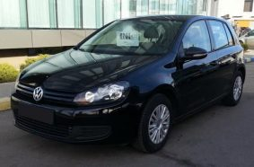 LEASING VW GOLF VI 2012, 1.6 d, 90cp, 124415 km