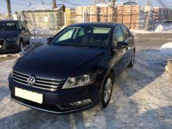 LEASING VW PASSAT 2012, 2.0 d, 140cp, 75500 km