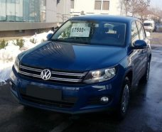 LEASING VW TIGUAN 4MOTION DSG 2013, 2.0 d, 140cp, 108000 km