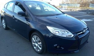 LEASING FORD Focus 2011, 1.6 TDCI, 115cp, 124000 km