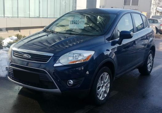 leasing ford kuga 4x4 automat 2012 136cp 124000 km. Black Bedroom Furniture Sets. Home Design Ideas