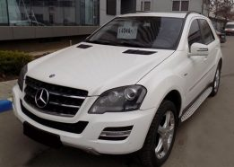 LEASING Mercedes-Benz ML350 2006, 3.5 BENZINA, 235cp, 165029 km