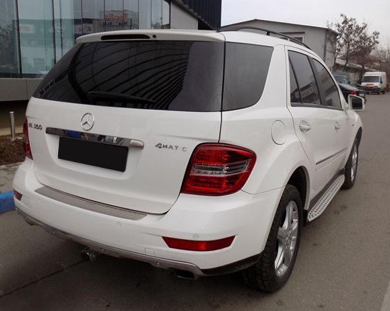 leasing mercedes benz ml350 2006 3 5 benzina 235cp. Black Bedroom Furniture Sets. Home Design Ideas