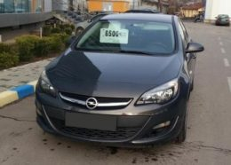 LEASING Opel Astra berlina 2013, 1.4 benzina, 100cp, 100989 km