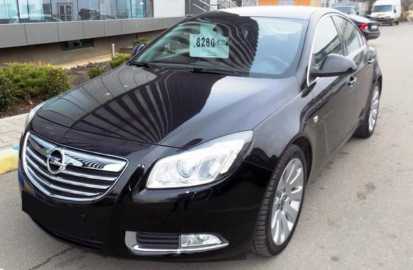 leasing opel insignia 2009 1 8 benzina 140cp 164700 km. Black Bedroom Furniture Sets. Home Design Ideas