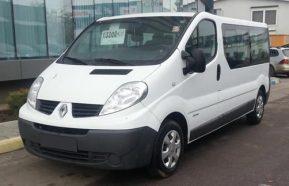 LEASING Renault Trafic 8+1 2012, 2.0diesel, 115cp, 141686 km