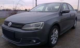 LEASING VW JETTA Highline 2012, 1.6 TDI, 105cp, 144000 km