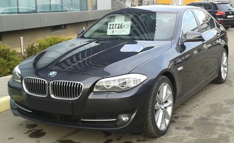 leasing bmw 520 2011 2 0 diesel 184cp 120043 km bmw. Black Bedroom Furniture Sets. Home Design Ideas