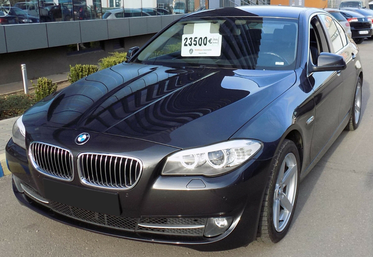 leasing bmw 525 2011 3 0 diesel 204cp 169852 km bmw. Black Bedroom Furniture Sets. Home Design Ideas