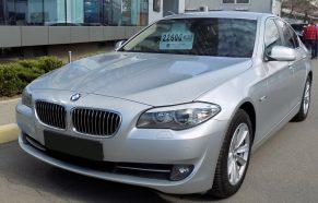 LEASING BMW 520 2011, 2.0 diesel, 163cp, 143334  km