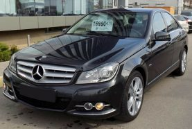 LEASING MERCEDES BENZ C200  2011, 2.2 d, 136cp, 173185 km