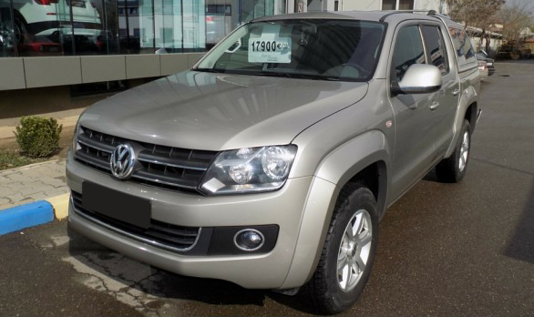 leasing vw amarok pick up 2011 2 0 diesel 160cp 189161. Black Bedroom Furniture Sets. Home Design Ideas