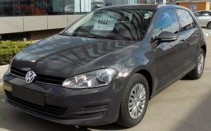 LEASING VW GOLF VII 2013, 1.2 TSI, 86cp, 105975 km