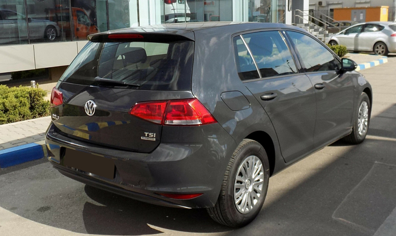 leasing vw golf vii 2013 1 2 tsi 86cp 105975 km. Black Bedroom Furniture Sets. Home Design Ideas