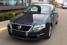 LEASING VW PASSAT berlina  2007, 2.0 TDI, 140cp, 155231 km