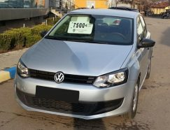 LEASING VW POLO 2013, 1.2 BENZINA, 80cp, 84340 km