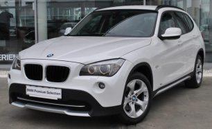 LEASING BMW X1  xDrive XLine 2011, 2.0TDI, 143cp, 83.300 km