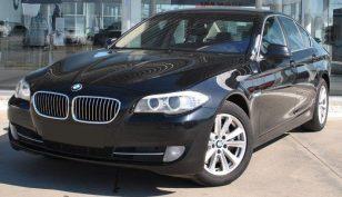 LEASING BMW SERIA 5   2010, 3.0TDI, 245cp, 159980 km