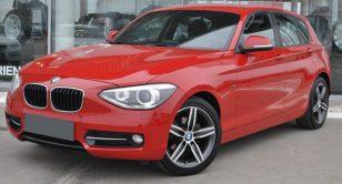 LEASING BMW SERIA 1 2012, 2.0TDI, 143cp, 53500 km