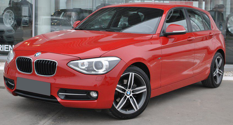 leasing bmw seria 1 2012 2 0tdi 143cp 53500 km bmw. Black Bedroom Furniture Sets. Home Design Ideas