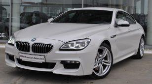 LEASING BMW SERIA 6  xDrive Gran Coupe 2015, 3.0TDI, 313cp, 15241 km
