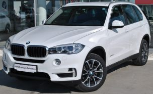 LEASING BMW X 5 xDrive  2015, 3.0TDI, 258cp, 17.000 km