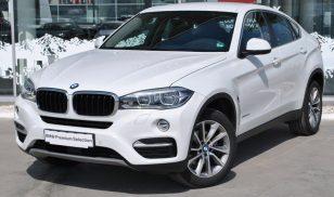LEASING BMW X6 2014, 3.0TDI, 258cp, 13500 km