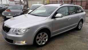 LEASING SKODA SUPERB break 2011, 1.6TDI, 105cp, 106880 km