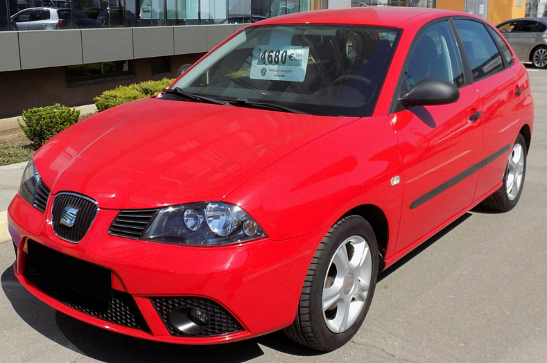 leasing seat ibiza 2009 1 4 benzina 85cp 71743 km. Black Bedroom Furniture Sets. Home Design Ideas