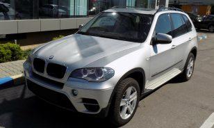 LEASING BMW X5 xDrive SUV 2011, 3.0 diesel, 211cp, 151964 km