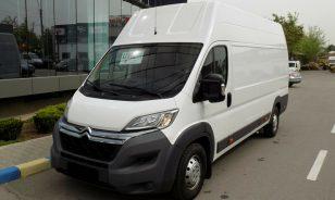LEASING CITROEN Jumper furgon 2014, 2.2 diesel, 130cp, 26770 km