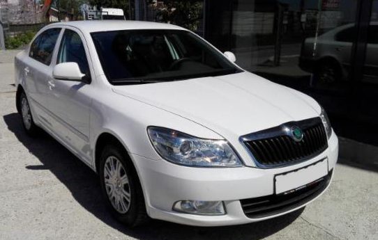 leasing skoda octavia 2012 1 6tdi 105cp 131421 km. Black Bedroom Furniture Sets. Home Design Ideas