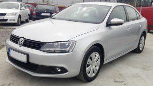 LEASING VW JETTA 2012, 1.6 diesel, 105cp, 123000 km