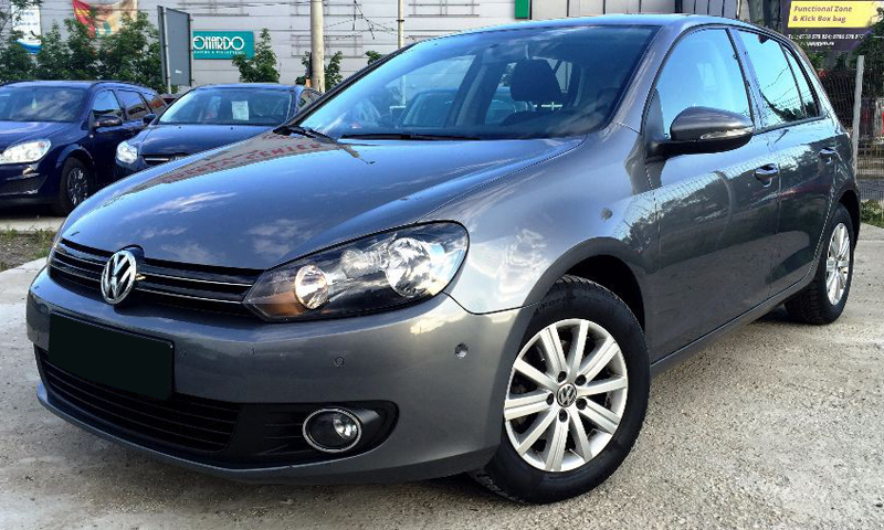 leasing vw golf vi 2012 1 6 diesel 105cp 82000 km. Black Bedroom Furniture Sets. Home Design Ideas