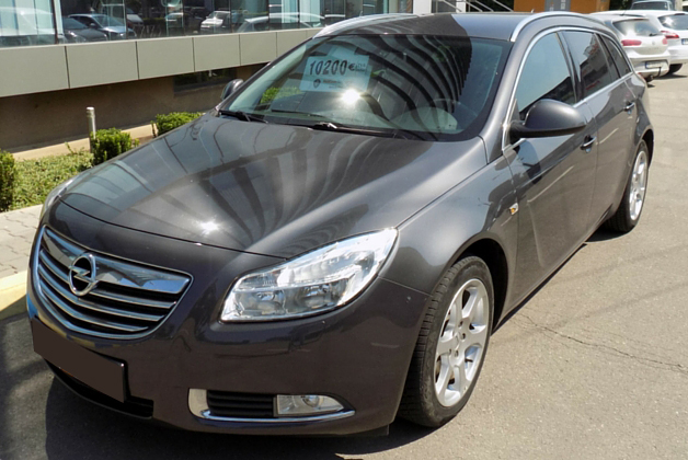 leasing opel insignia break 2009 2 0 diesel 160cp. Black Bedroom Furniture Sets. Home Design Ideas