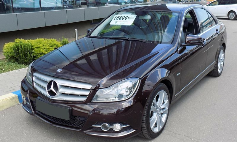 leasing mercedes benz c180 2012 2 2 diesel 129cp 163263. Black Bedroom Furniture Sets. Home Design Ideas