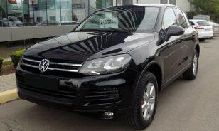 LEASING VW TOUAREG 2011, 3.0 diesel, 245cp, 120773 km