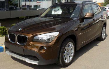 LEASING BMW X1 2011, 2.0 diesel, 143cp, 185144 km