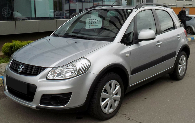 leasing suzuki sx4 2012 1 6 benzina 120cp 45655 km. Black Bedroom Furniture Sets. Home Design Ideas