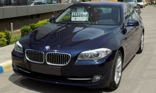 LEASING BMW 520 2012, 2.0 diesel, 163cp, 153113 km