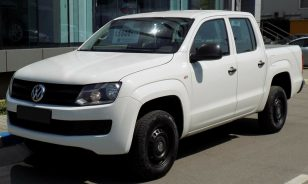 LEASING VW AMAROK PICK-UP 2012, 2.0 diesel, 163cp, 109413 km