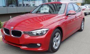 LEASING BMW 320 2012, 2.0 diesel, 163cp, 180093 km