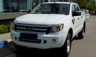 LEASING FORD RANGER 4×4 pick-up 2012, 2.2 diesel, 177cp, 124595 km