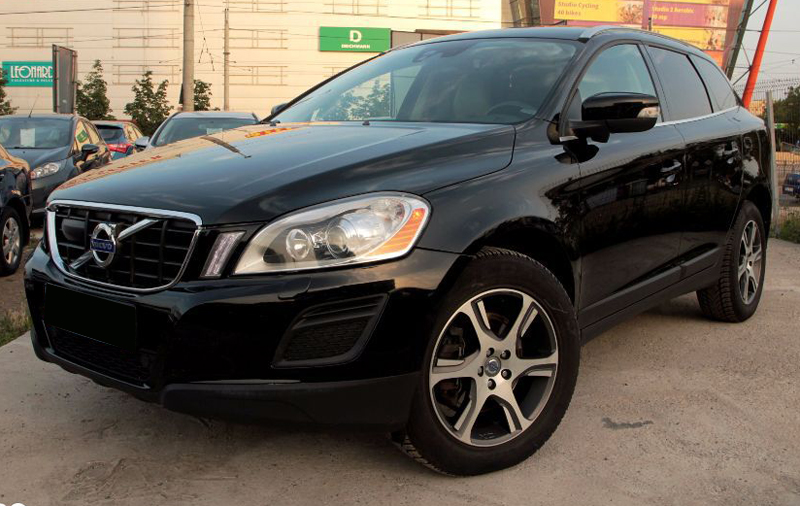 leasing volvo xc60 2012 2 4 diesel 215 cp 119000 km volvo leasing auto rulate. Black Bedroom Furniture Sets. Home Design Ideas
