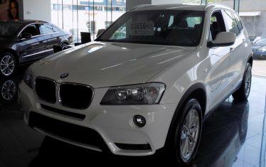 LEASING BMW X3 4X4 2011, 2.0 diesel, 184cp, 144.308 km