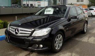 LEASING MERCEDES-BENZ C200 2012, 2.2 diesel, 136cp, 175481 km