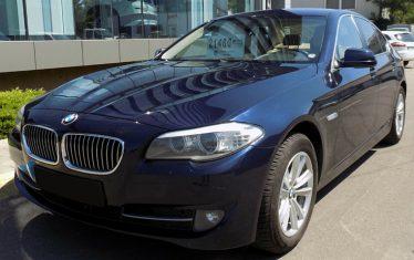 LEASING BMW 520 berlina 2012, 2.0 diesel, 163cp, 188205 km