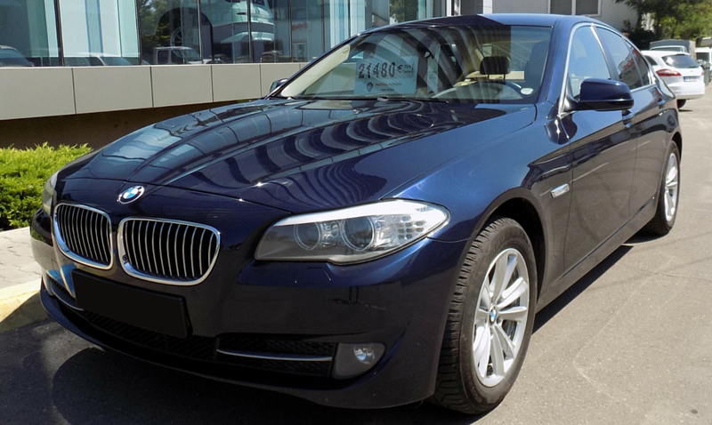 leasing bmw 520 berlina 2012 2 0 diesel 163cp 188205 km. Black Bedroom Furniture Sets. Home Design Ideas