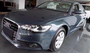LEASING AUDI A6 berlina 2012, 2.0 diesel, 163cp, 147529 km